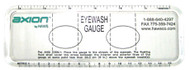 Haws 9015 Plastic Eyewash Gauges. Shop Now!