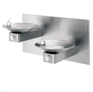 Haws 1011 Barrier-Free Dual Wall Mount Fountain. Shop now!