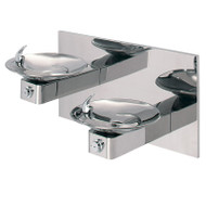 Haws 1011HPSMS Barrier-Free Dual Wall Mount Fountain. Shop Now!