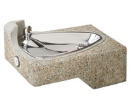Haws 1047 Barrier-Free Concrete Wall Mount Fountain. Shop now!