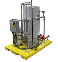 Haws 8780 Indoor Emergency Water Tempering Skid. Shop now!