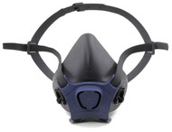 Moldex 7001 Series 7000 Reusable Half Mask Facepiece Respirator as shown in Medium. Shop now!