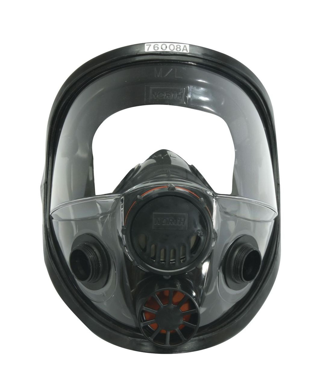 North Safety 760008a Silicone Full Facepiece Respirator