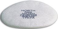 North Safety N99 Non Oil Particulate Filter Pad. Shop now!