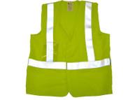 Iron Horse Lime AR22L-89SFR FRC Safety Vest