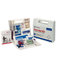 223-U/FAO Wall-mount 25 Person First Aid Kit in Plastic Carry Case. Shop Now!