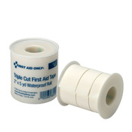 First Aid Only 90890 Triple Cut Waterproof First Aid Tape (Box Of 6). Shop Now!
