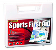 First Aid Only SM-134 10 Person Sports First Aid Kit, Plastic Case. Shop now!