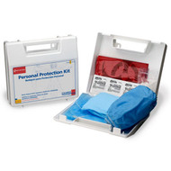 213-U/FAO First Aid Only Personal Protection Kit - Plastic Case. Shop Now!