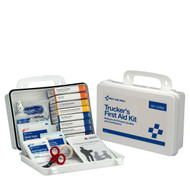 First Aid Only 291-U/FAO 16 Unit Truckers First Aid Kit, Plastic Case. Shop Now!
