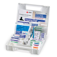 First Aid Only FAO-134 200 First Aid Kit 199 Piece, Plastic Case. Shop now!
