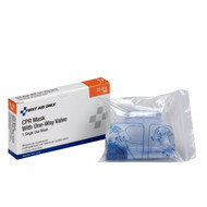 First Aid Only 21-011 CPR Mask with One Way Valve. Shop Now!