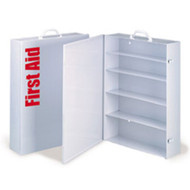 M5038 First Aid Only 5 Shelf Empty Metal Cabinet Swing Out Door. Shop Now!
