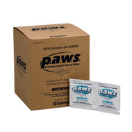 First Aid Only 90896 PAWS Antimicrobial Wipe, 100/box. Shop Now!