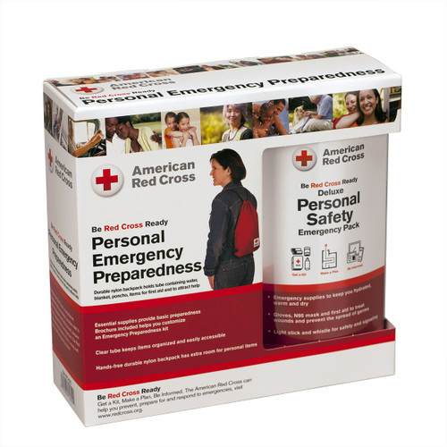 First Aid Only RC-622 Personal Emergency Preparedness Pack. Shop Now!