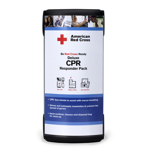 First Aid Only RC-642 American Red Cross Deluxe CPR Responder Pack.Shop Now!