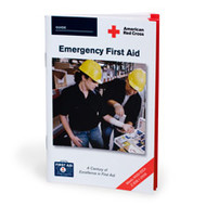 350009 Red Cross Emergency First Aid Guide. Shop Now!
