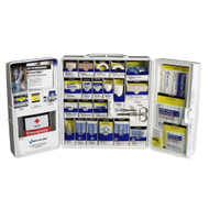 1301-RC-0103 Large Food Industry First Aid Cabinet with SmartTab. Shop Now!