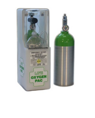 Life Corp LIFE-612 OxygenPac Emergency Oxygen Unit in Wall Case. Shop now!