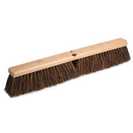 24 Inch Palmyra Push Broom