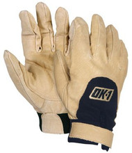 OK FAVP Premium Work Gloves with a Palm Leather available in Tan Color. Shop now!