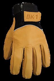 OK 990X Anti Vibration Pre-Curved Gloves, Tan. Shop Now!