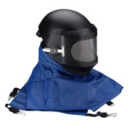 3M W-8100B Whitecap Abrasive Blasting Helmet Assembly. Shop now!