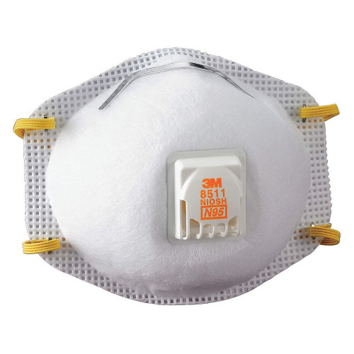 3M 8511 N95 Particulate Respirator. Shop now!
