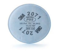 3M 2071 P95 Particulate Filter disk. Shop now!