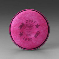 3M-2097 P100 Particulate Filter with Nuisance Level Organic Vapor Relief. Shop now!