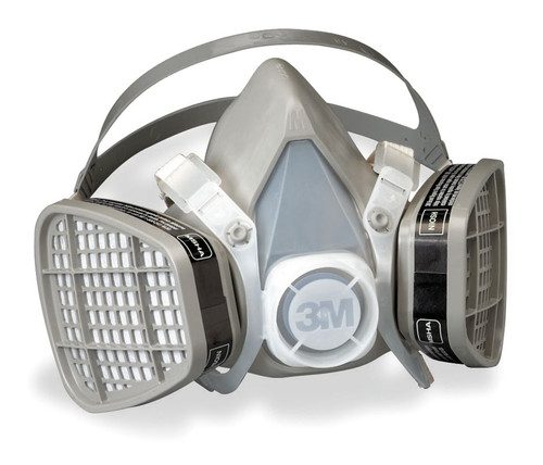 3M 5201 Half Facepeice Disposable Respirator Assembly Series 5000 available in Medium Size with Item number 5201. Shop Now!
