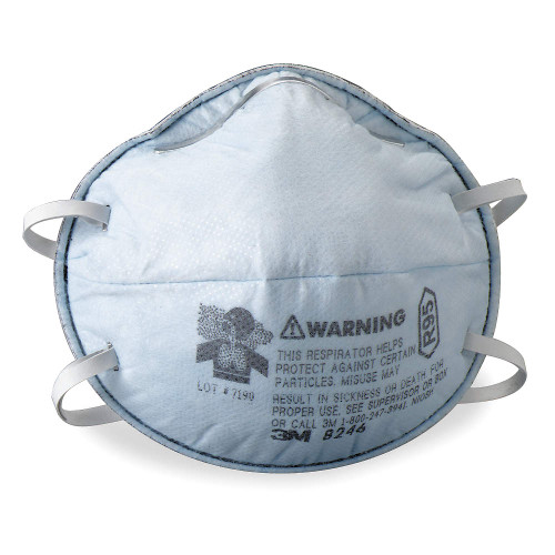 3M 8246 R95 Particulate Respirator  with Nuisance Level Acid Gas Relief. Shop now!