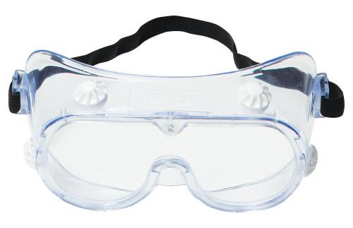 3M 40661 Safety Splash Goggles 334AF Clear Anti-Fog Lens. Shop now!