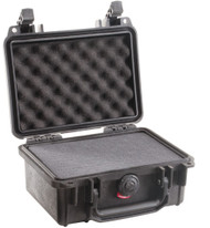 Pelican 1120 Small Protector Case with foam in black. Shop now!