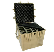 Pelican 0374 Cube Case with Padded Dividers. Shop now!