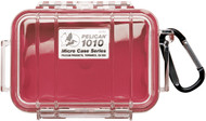 Pelican 1010 Case with Liner. Red. Shop Now!