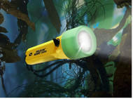 Pelican 2400 Nemo Dive Flashlight being used underwater. Shop now!
