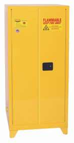SAVE up to 25% on Eagle 1962XLEGS Manual Close 60 Gal Yellow Tower Safety Cabinet, Shop now and Save