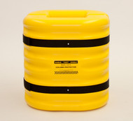 Buy Eagle 1724-8 Column Protector for 8 in. Column 24 in.  High-Yellow today and SAVE up to 25%.