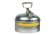 Buy Eagle 1313 2.5 Gal Stainless Steel Type I Safety Can today and SAVE up to 25%.
