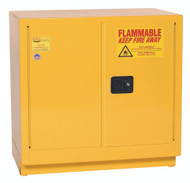 Buy Eagle 1971 Flammable Liquid Safety Storage Cabinet, 22 Gal. Two Door today and SAVE up to 25%.
