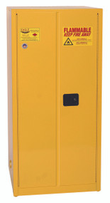 Buy Eagle 1962X Flammable Liquid Safety Storage Cabinet, 60 Gal. Manual Close today and SAVE up to 25%.