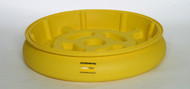 Buy Eagle 1614 Poly Drum Tray-Yellow with High Density Polyethylene today and SAVE up to 25%.