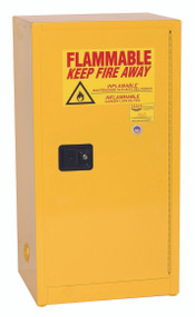 Buy Eagle 1905 Flammable Safety Storage Cabinet 16 Gal Self-Closing today and SAVE up to 25%.