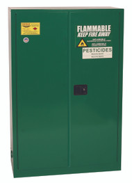 Buy Eagle PEST4510X Self Close 45 Gal Pesticide Safety Storage Cabinet today and SAVE up to 25%.