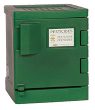 Buy Eagle PEST-P04 Poly Pesticide Safety Storage Cabinet 4 Gal Manual Close today and SAVE up to 25%.