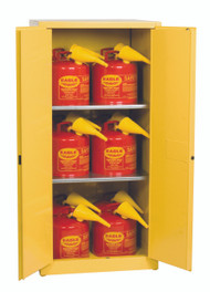Buy Eagle 1962XSC12 Flammable Liquid Safety Storage Cabinet Combo Manual today and SAVE up to 25%.