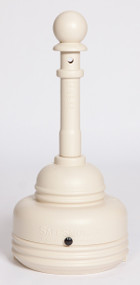 Buy Eagle 1206BEIGE SafeSmoker - Beige 5 Qt. High Density Polyethylene today and SAVE up to 25%.