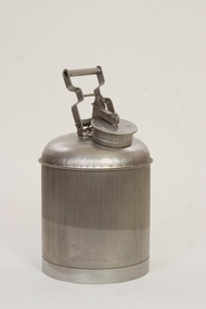 Buy Eagle 1325 Disposal Can 5 Gallon Stainless Steel with Frame Arrestor today and SAVE up to 25%.