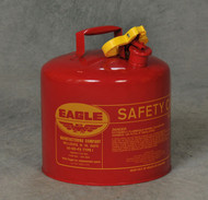 Buy Eagle UI-50-S 5 Gal Red Type I Safety Can today and SAVE up to 25%.